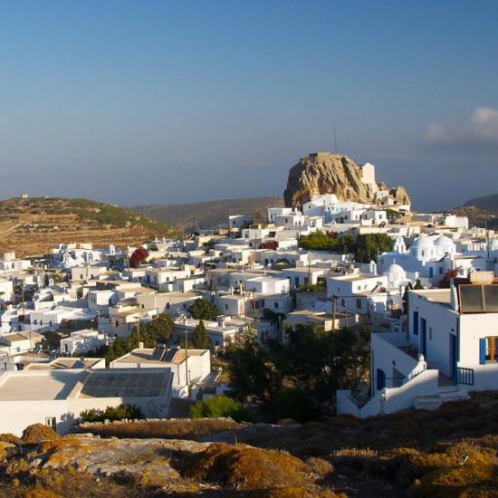 Séjour Méditation et Sophrologie à Amorgos (Grèce)