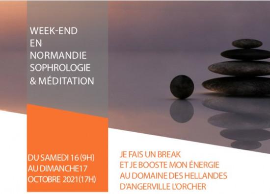 Week-end Méditation et Sophrologie